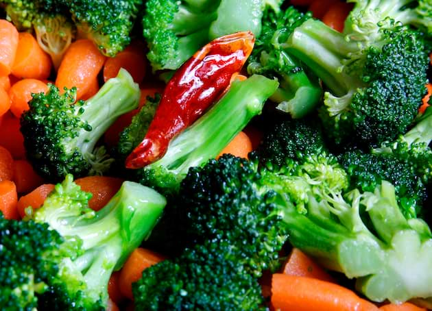 Lecker Gemüse